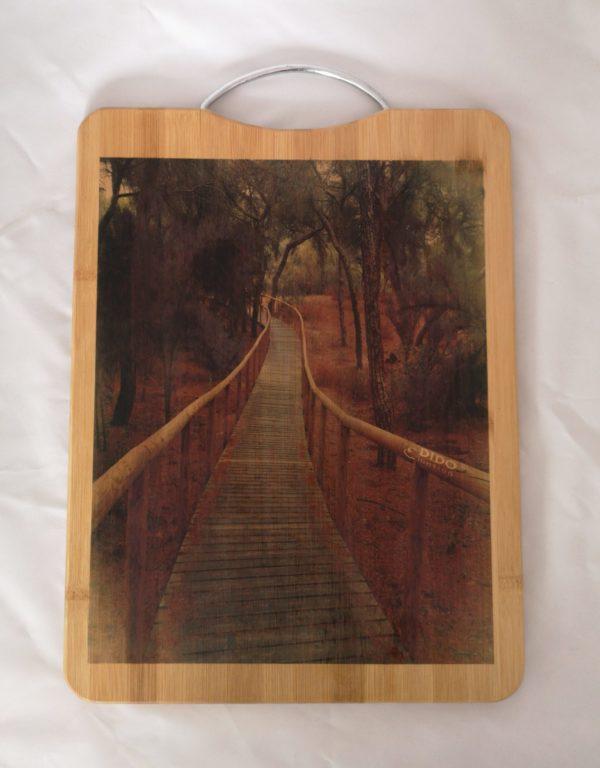 tabla-de bambu-grande-foto-canto-de-sirena