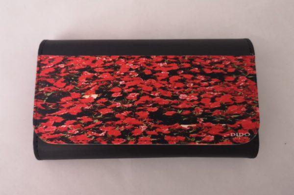 funda-de-gafas-foto-flores-rojas