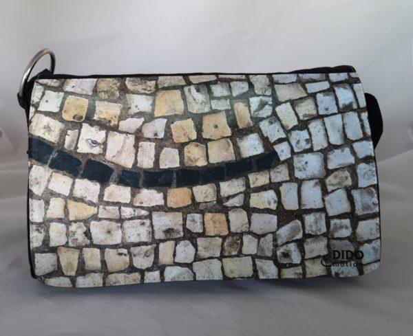 bolso-bandolera-rectangular-foto-mosaico-linea-negra