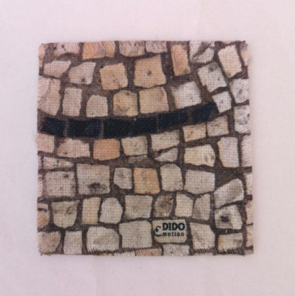 posavaso-lino-foto-mosaico-linea-negra