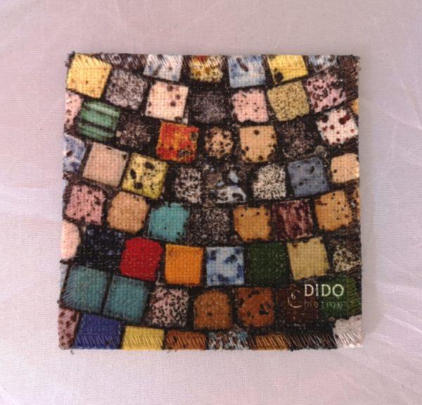 posavaso-lino-foto-mosaico-de color